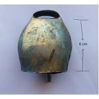 Κουδούνι Οβάλ 6cm