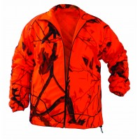 ΖΑΚΕΤΑ FLEECE CAMO ORANGE Α3