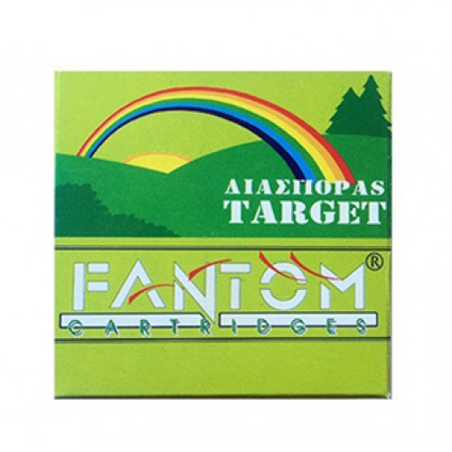Fantom φυσίγγια Target διασποράς Cal 12-31gr