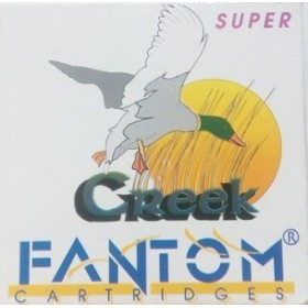 Fantom φυσίγγια *SUPER  Creek* 36gr Cal 12