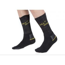 Κάλτσες MS® Work 2αδα Βαμβακερή