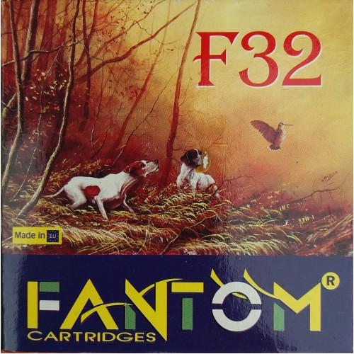 Fantom φυσίγγια F32 Cal 12-32gr