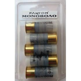 Μονόβολο BRENNEKE CLASSIC CAL 12 31,5gr (5 τεμάχια)