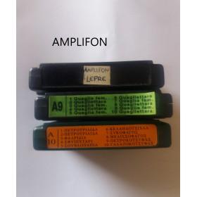 Κασέτες ηχων AMPLIFON