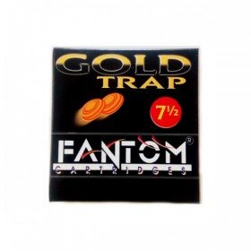 Fantom φυσίγγια σκοπευτικά Gold Trap 24gr Cal 12