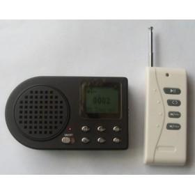 Τηλεχειριζόμενη συσκευή ήχων MP3