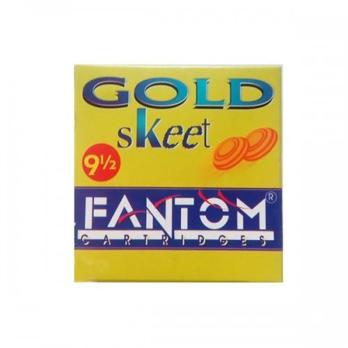 Fantom φυσίγγια σκοπευτικά Gold Skeet 24gr Cal 12