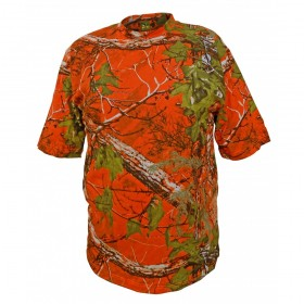 T-Shirt Aetos A77Π Camo Orange