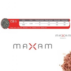 CSB 5 Πυρίτιδα Κυνηγίου ΜΑΧΑΜ (250gr)