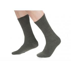 Κάλτσες MS Στρατιωτική-Βαμβακερή  90%(3 ζεύγη)
