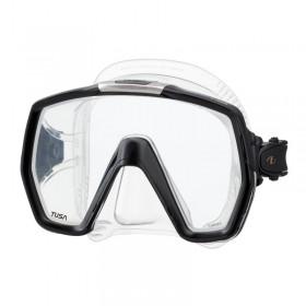 Μάσκα κατάδυσης διάφανη σιλικόνη FREEDOM HD