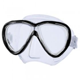 Μάσκα κατάδυσης διάφανη σιλικόνη FREEDOM ONE