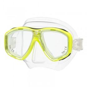 Μάσκα κατάδυσης διάφανη σιλικόνη GEMINUS