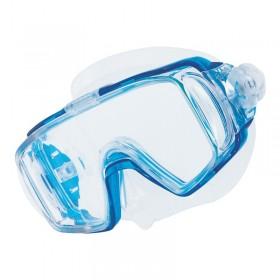 Μάσκα κατάδυσης διάφανη σιλικόνη VISIO TRI-EX
