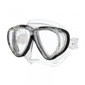 Μάσκα κατάδυσης διάφανη σιλικόνη FREEDOM QUAD