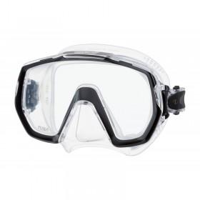 Μάσκα κατάδυσης διάφανη σιλικόνη FREEDOM ELITE