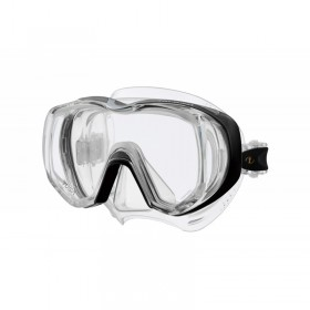 Μάσκα κατάδυσης διάφανη σιλικόνη FREEDOM TRI-QUEST
