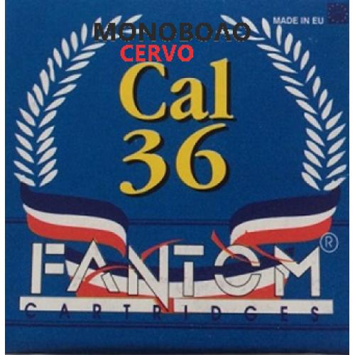Μονόβολο CERVO  Cal 36