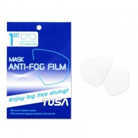 Αντιθαμβωτικές μεμβράνες για διοπτικές μάσκες κατάδυσης