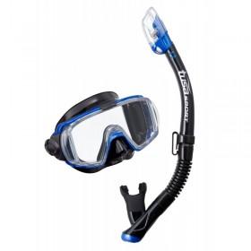 Μάσκα κατάδυσης  σετ VISIO TRI-EX
