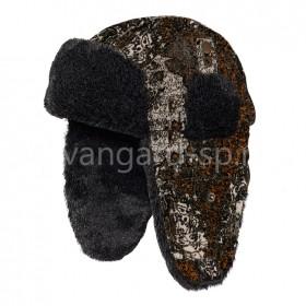 Καπέλο ΚΑΖΑΝ με μάσκα φλις