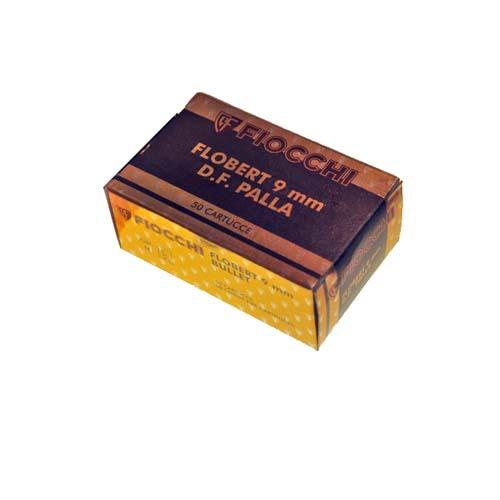 Φυσίγγια Flobert μονόβολα Cal 9mm