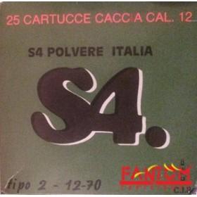 Φυσίγγια Fantom 32gr Cal 12  S4