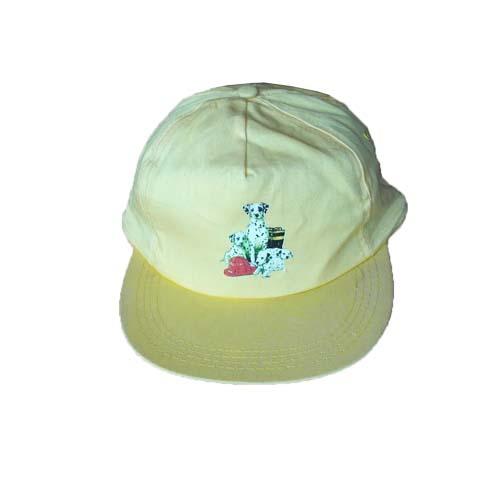 Καπέλο με απεικόνιση σκύλων δαλματίας