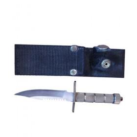 Μαχαίρι με θήκη για την ζώνη 14cm
