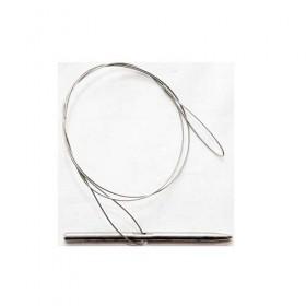 Ψαροβελόνα με σύρμα Inox  6Φ 11cm