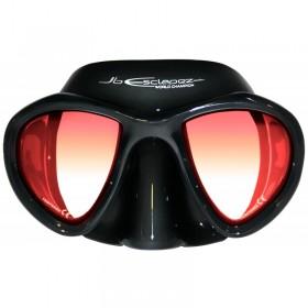 Μάσκα κατάδυσης E-Visio 2 Red Flash