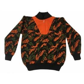 Πουλόβερ παραλλαγής fleece γιακάς (809)