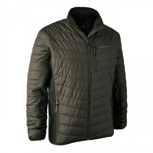 *DEERHUNTER*Moor Padded Jacket with softshell 5571-393