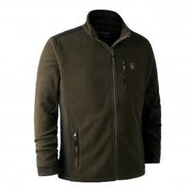 Muflon Zip-In Fleece : 5721-376    Μπουφάν Fleece με φερμουάρ Muflon