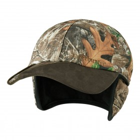 *DEERHUNTER* Muflon Cap with safety(ΑΔΙΑΒΡΟΧΟ) 6822-46