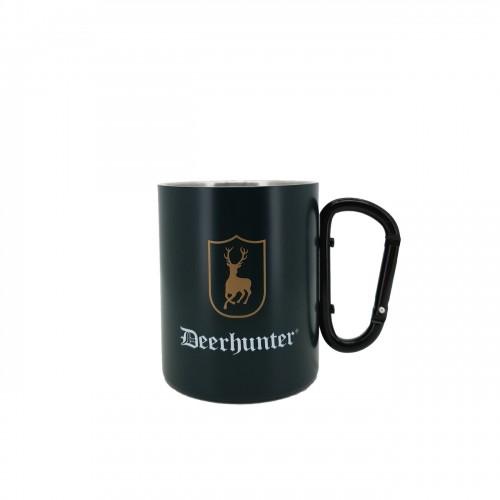 Κύπελλο με γάντζο (Ανοξείδωτο ατσάλι) DEERHUNTER Μ224